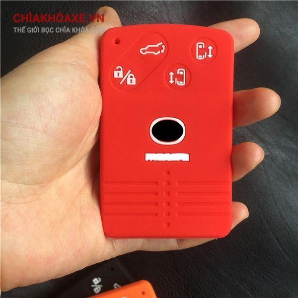 Bọc chìa khóa Mazda 5 6 8 M8 CX-7 CX-9 4 nút silicon