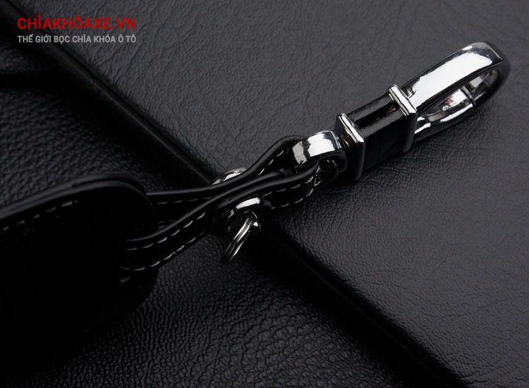 Vỏ da chìa Toyota Kijang Fortuner Innova Camry Cruiser Prado 4 nút bấm